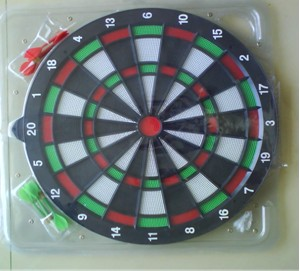 18* Safety Dartboard