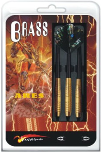 Brass Darts (Soft Tip)