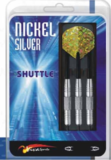 Nickel Silver Darts Plated Soft Tip